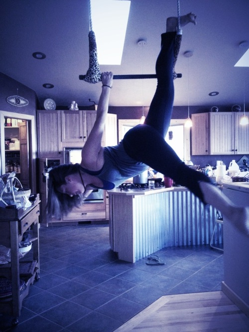 Julie_kitchen_trapeze